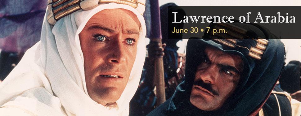 Lawrence of Arabia (PG)