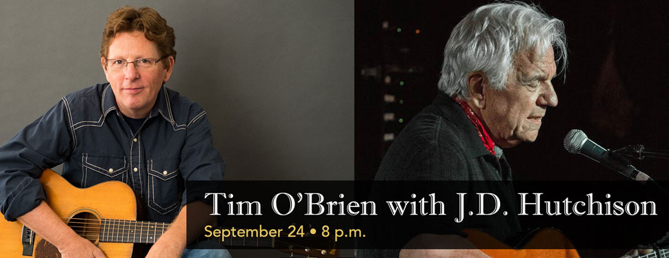 Tim O'Brien with JD Hutchison & Realbilly Jive