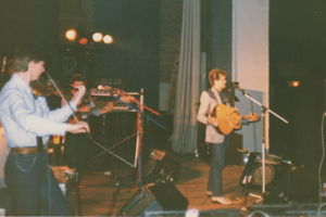 Randy Travis, 1986 at The Colony