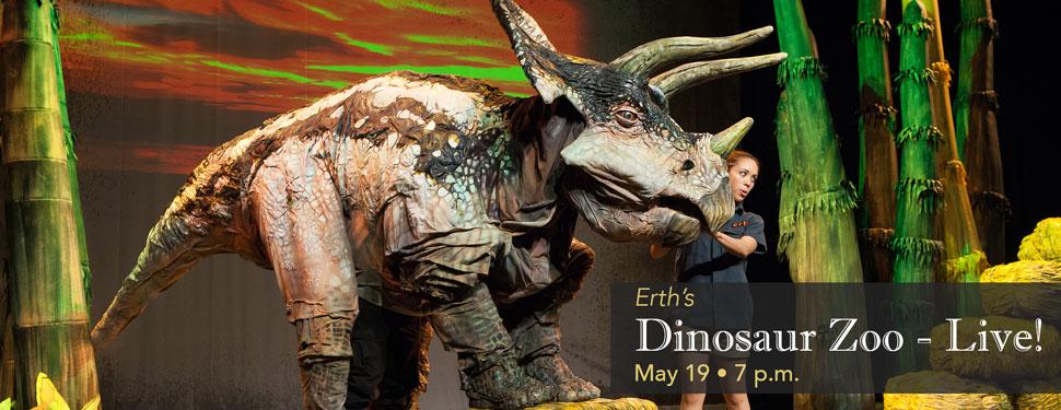 Erth's Dinosaur Zoo - Live!