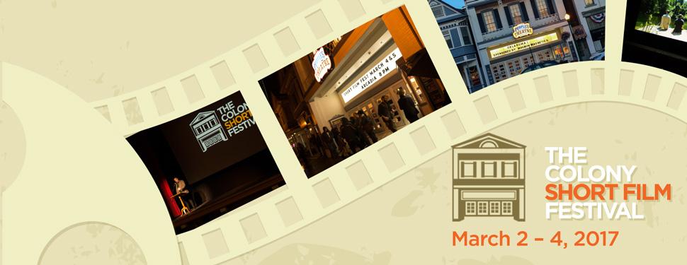 11th Annual Colony Short Film Festival