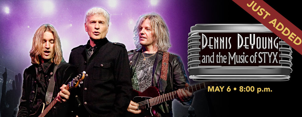 Dennis DeYoung: The Music of Styx