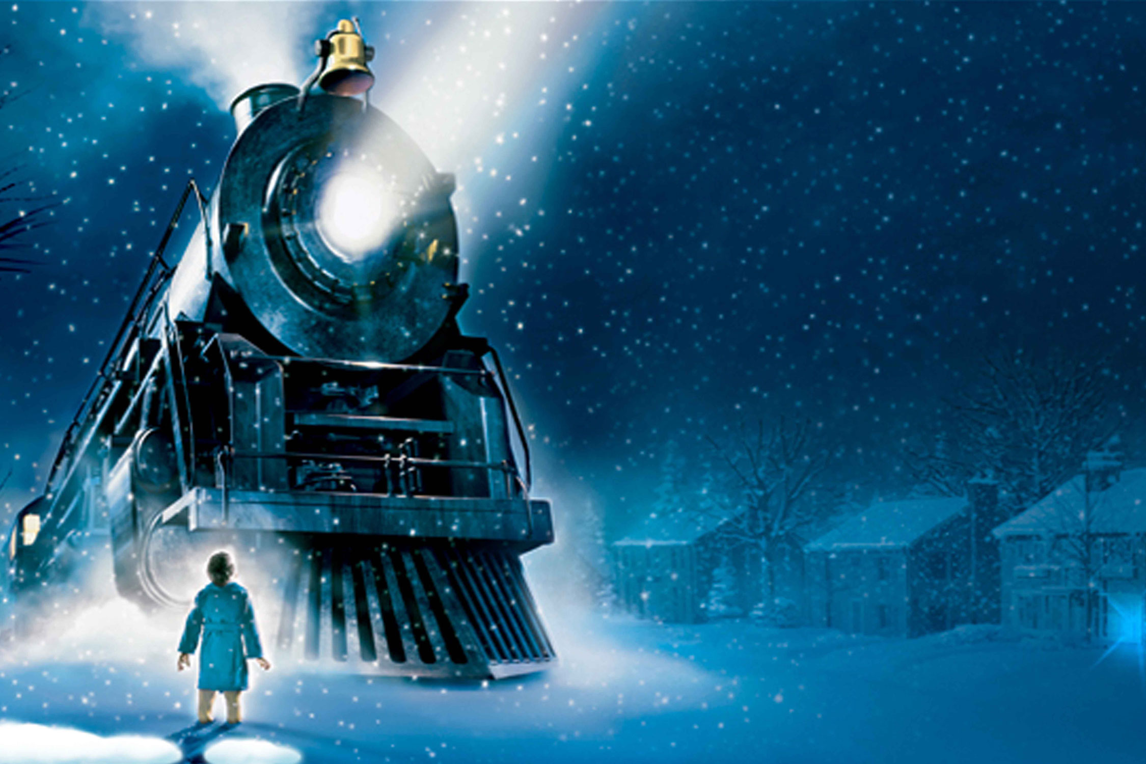 the polar express peoples bank theatre