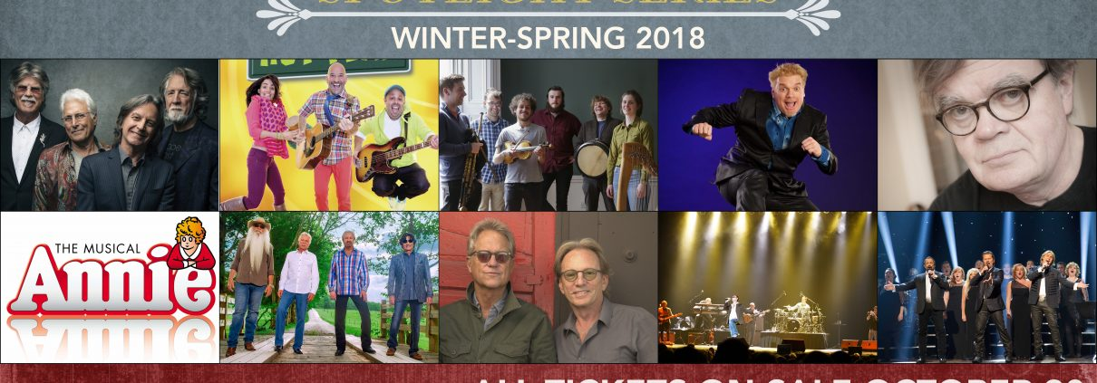 2018 Winter-Spring Spotlight Series